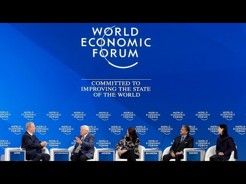 'Great Reset' in Davos at the forefront of a 'great deception' in the free world