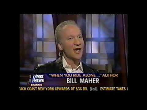 The O'Reilly Factor  - November 12th, 2002 (Bill interviews Bill Maher)