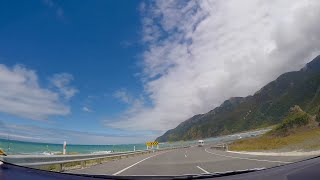 New Zealand: Picton to Christchurch