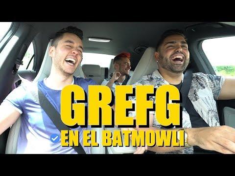 GREFG en el #BATMOWLI habla de: FORTNITE, MARTA, ANDORRA, LOLITO FERNANDEZ, NINJA...