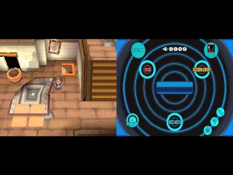 Pokemon Black 2 Strange House