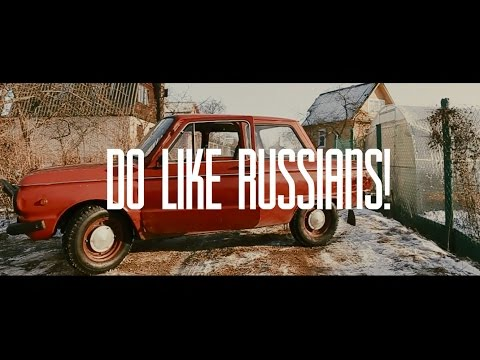 Russian Village Boys - Do Like Russians!