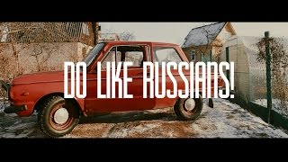 Russian Village Boys - Do Like Russians! (Official Music Video)