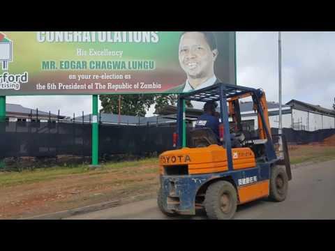 Zambia Ndola to Kitwe