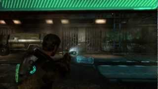 Dead Space 3.HD Radeon 7970 3gig gameplay.Max settings.