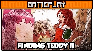 Finding Teddy 2 - Gameplay
