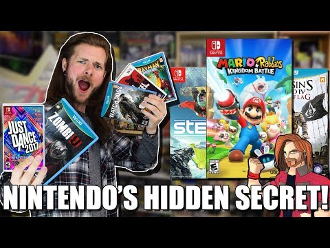 Ubisoft: Nintendo's Secret 3rd Party Weapon?
