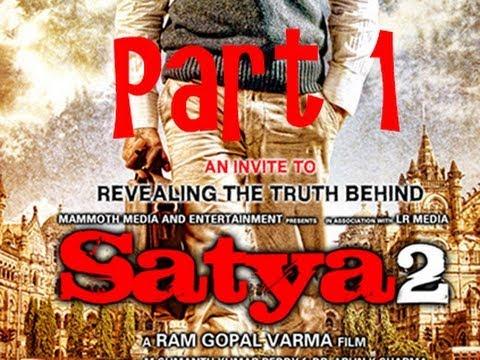 Satya 2 2013 Hindi  Full Movie Part 1