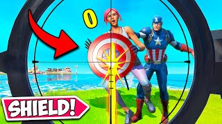 *PERFECT TIMING* HUMAN SHIELD TRICK!! (500 IQ!) - Fortnite Funny Fails and WTF Moments! #972