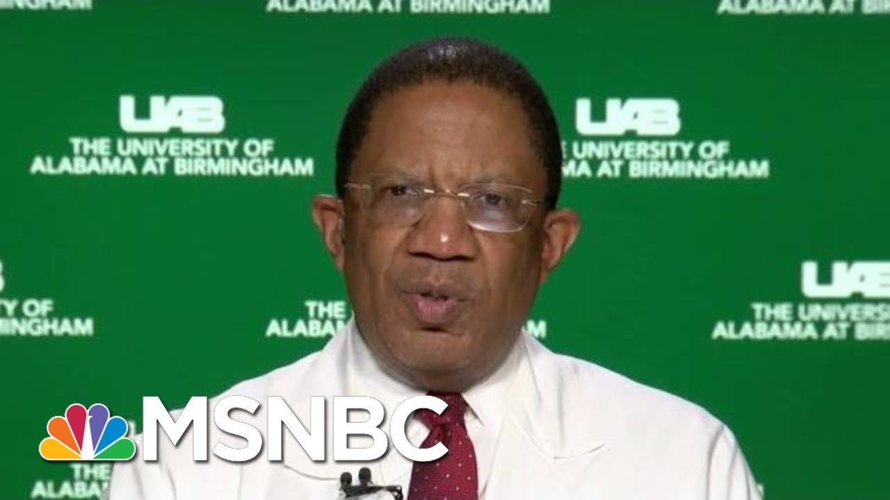 Coronavirus Death Toll Shines Light On 'Inequality' In Health Care For African Americans | MSNBC