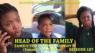 Download Marvelous Comedy - HEAD OF THE FAMILY (Family The Honest Comedy Episode 187)
