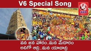 V6 Voice Of Telangana | Vana Jana Haram Mana Medaram | V6 Special Song