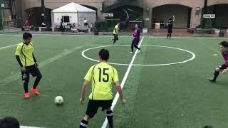 【フットサル動画】MIYAMOTO FUTSAL PARK 日比谷シティ ワンデー大会2試合目