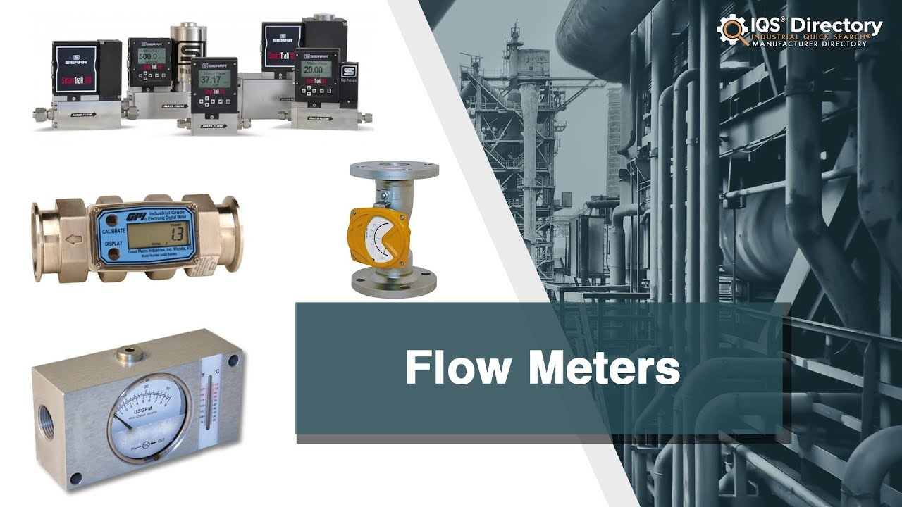 Flow Meter Suppliers | Flow Meter Manufacturers