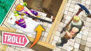 1000 IQ HIDING SPOT TROLL! | Fortnite Best Moments #60 (Fortnite Funny Fails & WTF Moments)