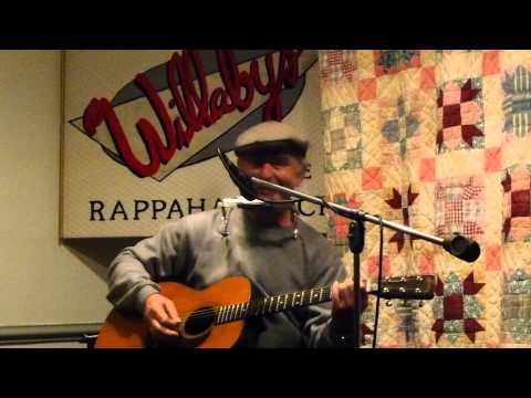 """Marie Laveau"" performed by Steve Keith at Willaby's Friday Night Live"