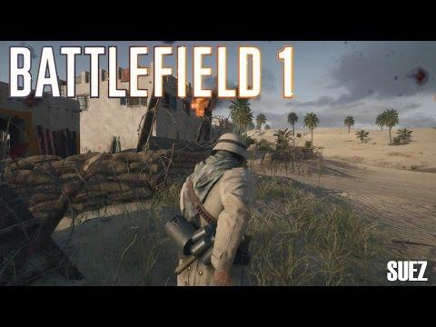 Battlefield 1 #03 Vorherrschaft ✯ Map 03/05 SUEZ [Deutsch/PC]