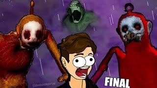 el origen del horror slendytubbies 3 modo campaa 2 final bueno y malo