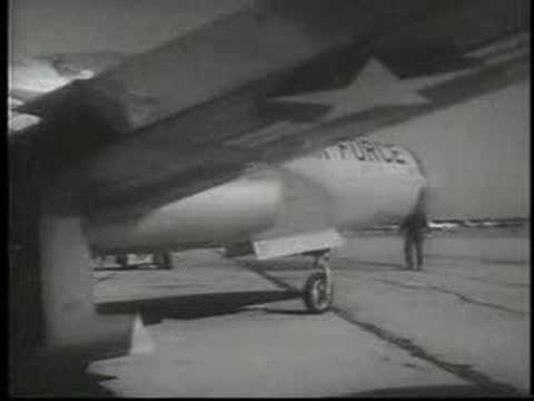 1956 F-94 Starfire Pilots Garner Rocket Skill