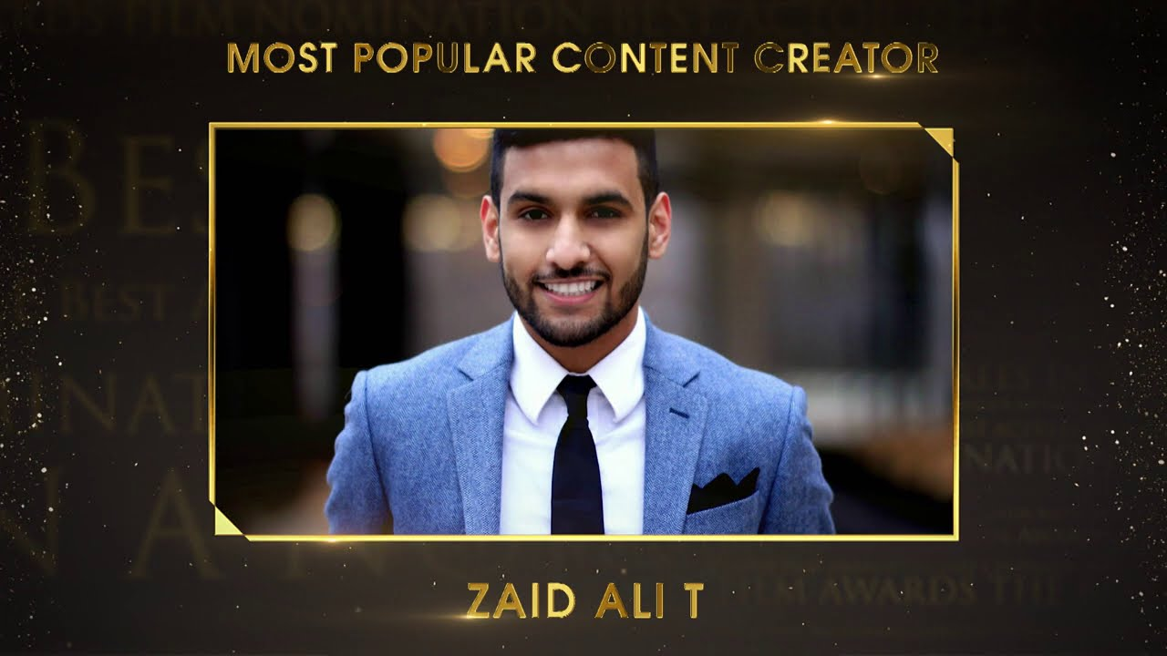 Kashmir Hum Social Media Awards - Most Popular Content Creator