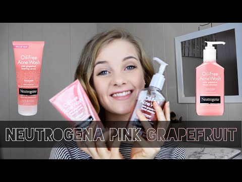 hqdefault - Neutrogena Acne Cleanser Grapefruit Reviews