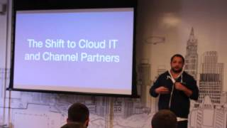 David Politis, BetterCloud - The Shift to Cloud IT is Changing Everything