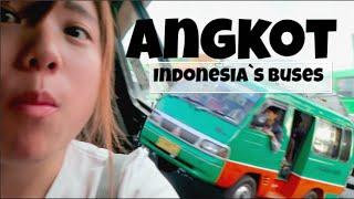 Transportation in Indonesia | Angkot