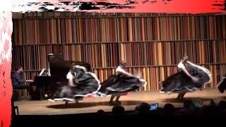CHICHA MORADA LIVE - Music of Peru Piano