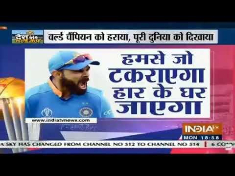 Sourav Ganguly's Statement on Virat Kohli's Captaincy in World Cup 2019  #sportstak
