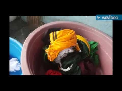 Laundry Process