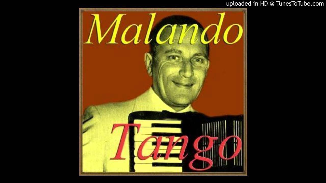 Tunes To Tube >> Blue Tango - Malando and his orchestra - YouTube