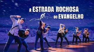 """Música gospel 2020 """"A estrada rochosa do evangelho"""" Teatro musical gospel"""