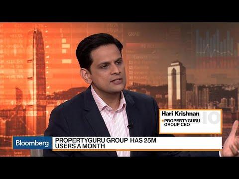 PropertyGuru's CEO Sees Signs All Asian Markets Climbing