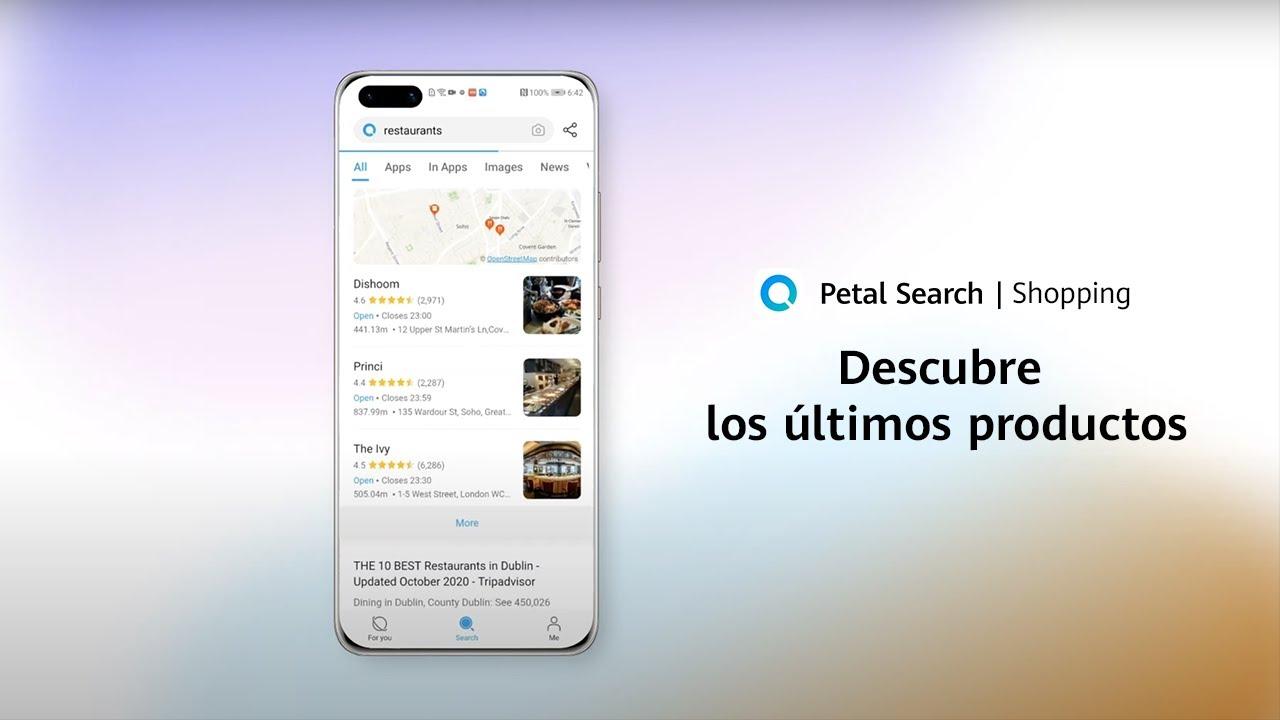 Petal Search | Shopping: Descubre los últimos productos
