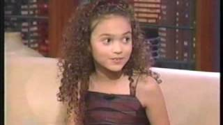Madison Pettis: Tonight Show Appearance (9/26/07)