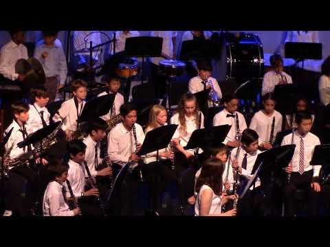 180517 Highland Park Middle School Band Spring Concert