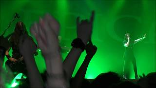 Epica played Crimson Bow and Arrow live at Tokyo, Japan on 18th Jan...