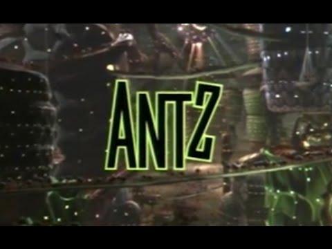 Antz - Dreamworksuary