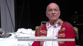 Théâtre : l'imaginaire de Münchhausen à Saint-Quentin-en-Yvelines