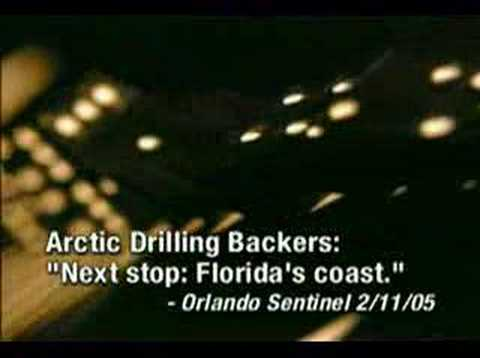 No Florida offshore drilling TV commercial