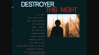 Watch Destroyer Self Portrait With Thing tonight Is Not Your Night video