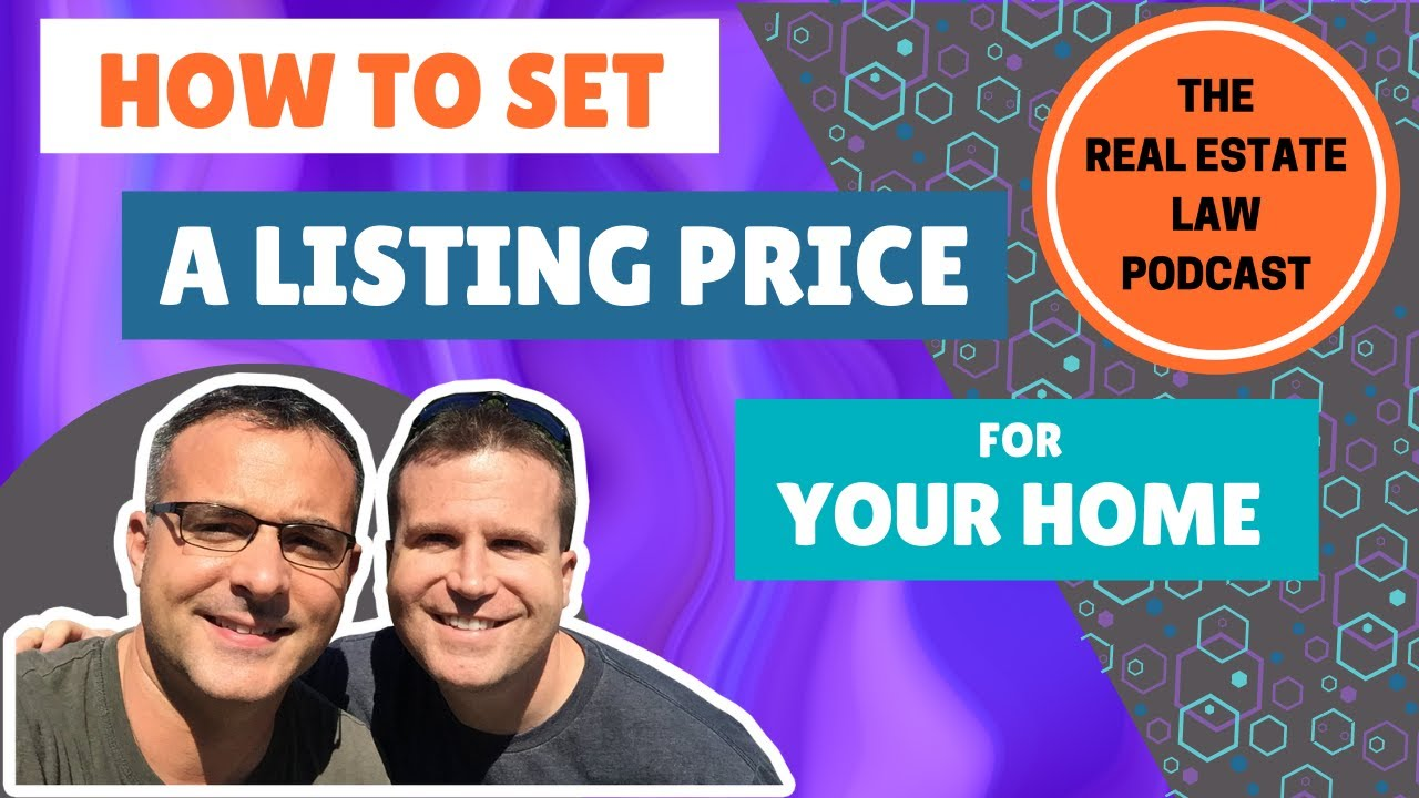 How to Set a Listing Price for Your Home