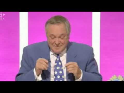 Countdown Blooper  Richard Whiteley Laughing Fit