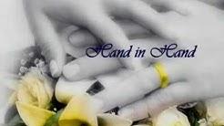 """Perlenhochzeit / Pearl Wedding """"Hand in Hand"""" Hochzeitslied"""