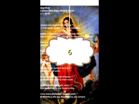 50 Magnificat audio preghiera