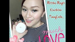 Review Missha Magic Cushion_TrangLala