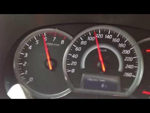 Разгон 0-100 Nissan Teana Four J32 167 Hp