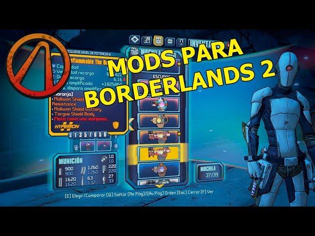 Los Mods más útiles y cómo instalarlos | Borderlands 2 | PC