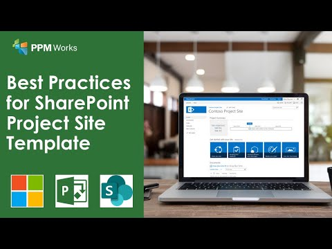 Best Practicies For Sharepoint Project Site Template
