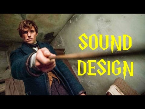 The Sounds of the Wizarding World (Harry Potter & Fantastic Beasts)